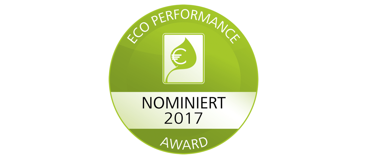 FERCAM finalista all'Eco Performance Award 2017