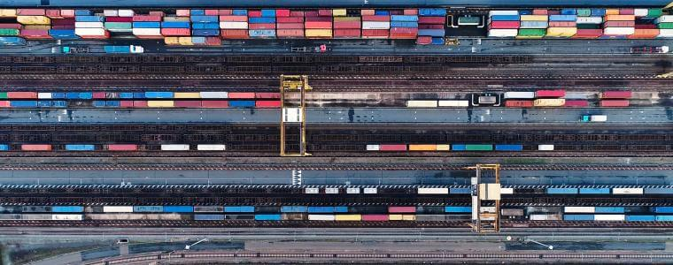 Intermodal transport FERCAM
