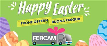 Happy Easter by Fercam