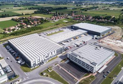 Logistikzentrum Bologna